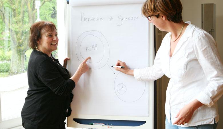 Training NAH, Niet Aangeboren Hersenletsel, Ervaringsdeskundigheid